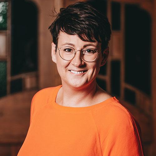 Team-Vorsitzende Heike Wechselbaum-Mennerich