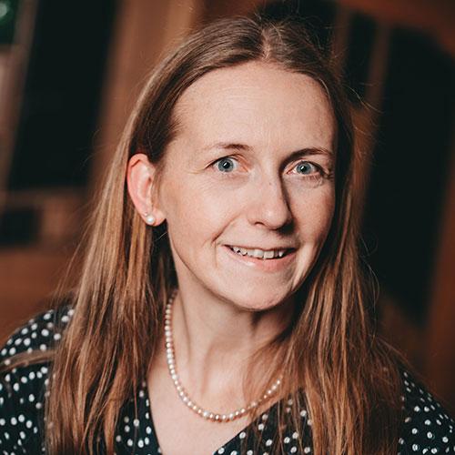 Team-Vorsitzende Sarah Schulz